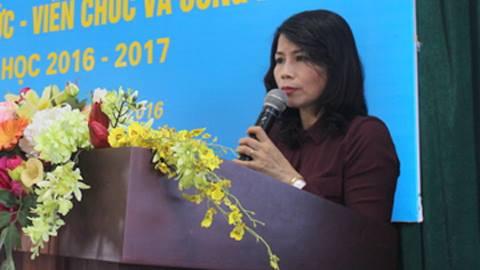 Vụ nữ Phó chủ tịch quận Thanh Xuân: Đang yêu cầu giải trình - Ảnh 1.