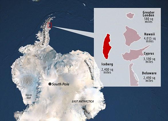 Sự thật về tảng băng khổng lồ, nặng 1.000 tỷ tấn ở Nam Cực vỡ ra đã được khoa học lý giải - Ảnh 5.