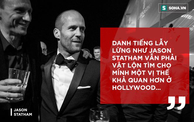 Siêu sao Jason Statham: Tôi quan sát bố mẹ, họ hạnh phúc như 2 con lợn dầm mình trong bùn! - Ảnh 3.