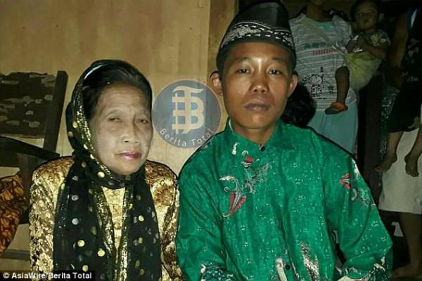 Chia sẻ khiến ai cũng giật mình về đêm tân hôn của chàng trai 16 tuổi cưới cụ bà 71 tuổi - Ảnh 2.