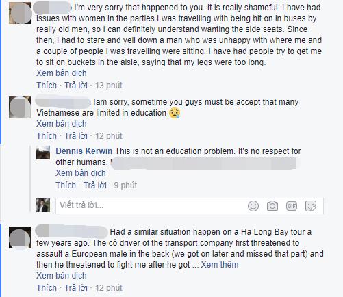 Clip: Phụ xe ném đồ, quát đuổi khách nước ngoài giữa đường ở Nha Trang gây bức xúc - Ảnh 3.