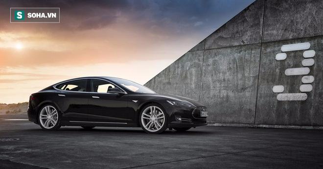 Elon Musk ra mắt đứa con cưng: Siêu xe Tesla Model 3 chỉ 35.000 đô! - Ảnh 5.
