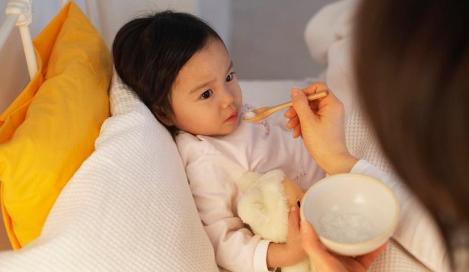 Kết quả hình ảnh cho món ăn tốt cho trẻ khi bị sốt