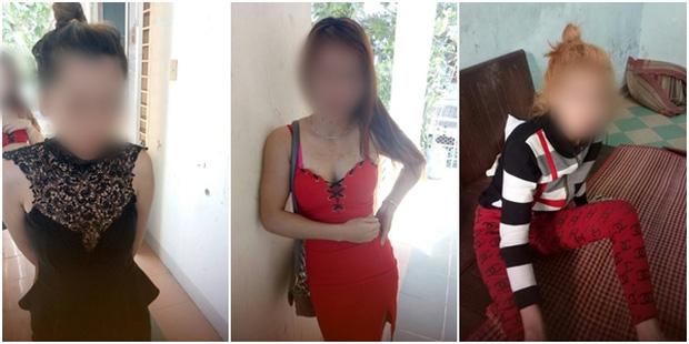 Triệt phá ổ mại dâm trong nhà nghỉ ở Đà Nẵng - Ảnh 1.