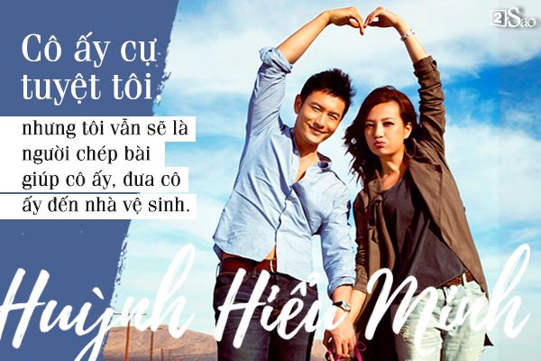 13 năm đơn phương yêu Triệu Vy, vạn lời tỏ tình của Huỳnh Hiểu Minh khiến nhiều người ngã gục - Ảnh 1.