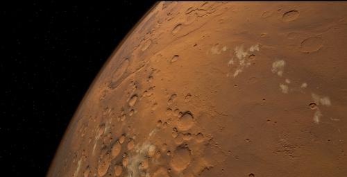 Trải nghiệm sinh động cuộc đổ bộ Sao Hỏa năm 2030 - Ảnh 1.