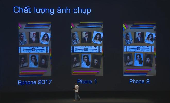 Bphone 2 là smartphone đầu tiên trên thế giới có AI Camera - Ảnh 2.