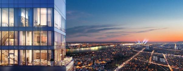 Căn hộ tầm nhìn panorama – Lựa chọn tất yếu của các căn hộ sang trọng - Ảnh 1.