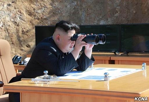 Con bài chiến lược của Mỹ trong trường hợp tấn công trận địa tên lửa Triều Tiên - Ảnh 1.