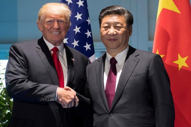 Rùm beng về quân sự, ông Trump đang lộ sự bế tắc về Triều Tiên? - Ảnh 1.