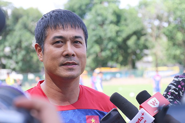 U22 Việt Nam: Khi HLV Hữu Thắng... tung chiêu - Ảnh 2.