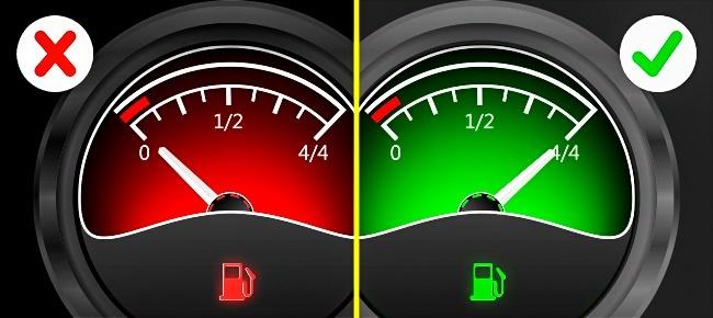 7 thói quen lái xe có thể đốt cháy túi tiền của bạn - Ảnh 2.