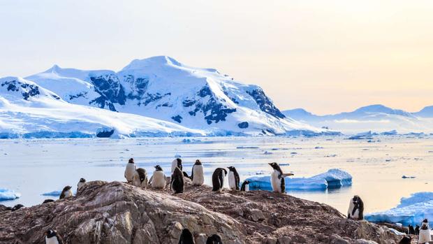 Tìm ra địa ngục lửa giữa trần gian ở nơi lạnh lẽo nhất thế giới - Nam Cực - Ảnh 1.
