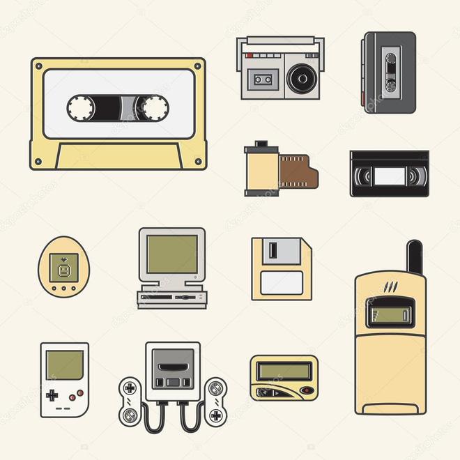 Những món đồ công nghệ nào gây bão trong những năm 90, tuy nhiên ngày nay không còn ai sử dụng nữa? - Ảnh 1.