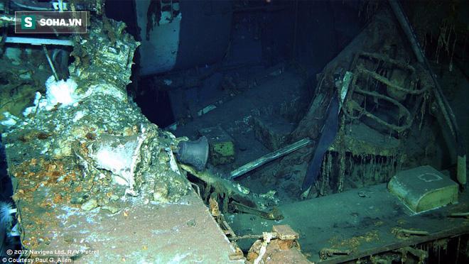 Tỷ phú công nghệ bất ngờ tìm thấy tàu chiến hạm Mỹ chìm dưới đáy biển cách đây 72 năm - Ảnh 1.
