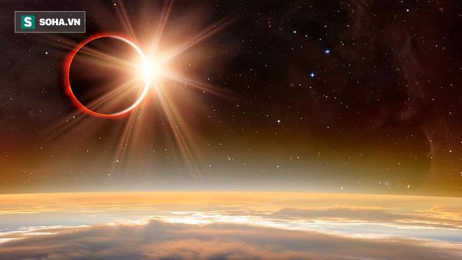 Những thần thoại bí ẩn về nhật thực vòng quanh thế giới - Ảnh 1.