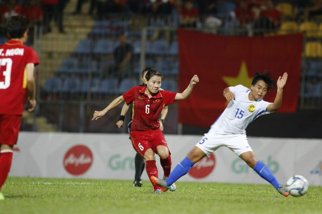Bi hài SEA Games: Tuyển nữ Việt Nam vô địch, tướng Chung bị cắt HCV - Ảnh 2.