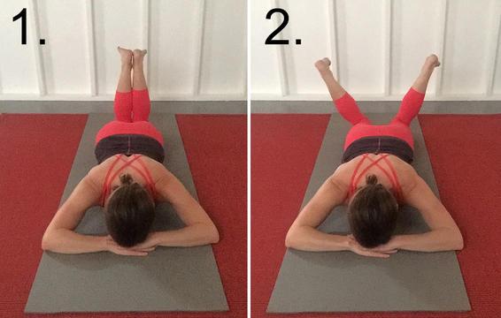 6 tư thế yoga giúp giảm đau hông hiệu quả mà vô cùng đơn giản để thực hiện - Ảnh 1.