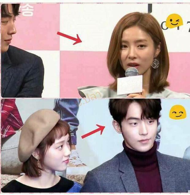 Sự thật đằng sau loạt ảnh Nam Joo Hyuk o bế mỹ nhân mặt đơ, bơ đẹp bạn gái cũ Lee Sung Kyung - Ảnh 1.