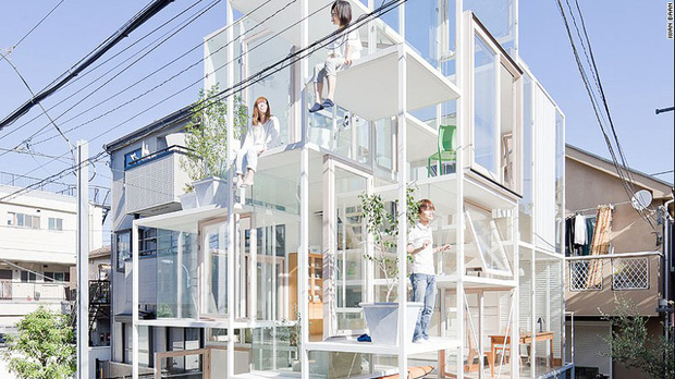 Nhật Bản: Kiến trúc nhà thân thiện với thiên nhiên bắt nguồn từ những giá trị văn hoá sâu sắc - Ảnh 1.