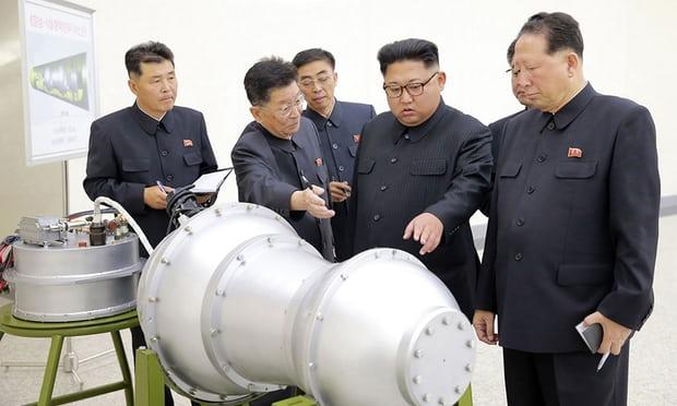 Triều Tiên thử bom H vượt giới hạn đỏ, chiến tranh hạt nhân sẽ xảy ra? - Ảnh 1.