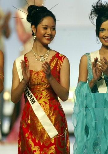 Thi Miss World: Đàn chị 1m8 vẫn trắng tay, Mỹ Linh bé nhỏ liệu có làm nên chuyện? - Ảnh 2.