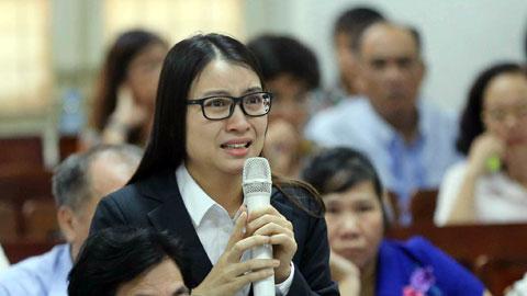 Đại án Oceanbank: Hà Văn Thắm đứng ra bảo vệ các bóng hồng - Ảnh 1.
