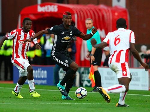 ĐIỂM NHẤN Stoke 2-2 M.U: Bài học cần thiết cho Mourinho và giá trị của Lukaku - Ảnh 2.