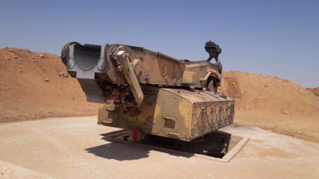 Syria bắn tên lửa, chiến đấu cơ Israel tháo chạy - Ảnh 1.