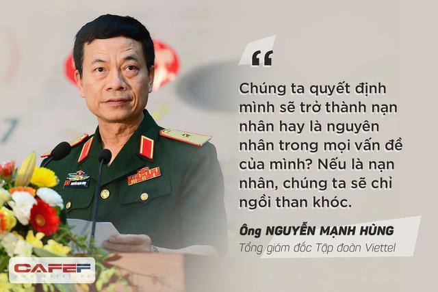 CEO Viettel truyền cảm hứng cho bạn trẻ với câu chuyện về nữ hoàng khởi nghiệp của Việt Nam  - Ảnh 2.