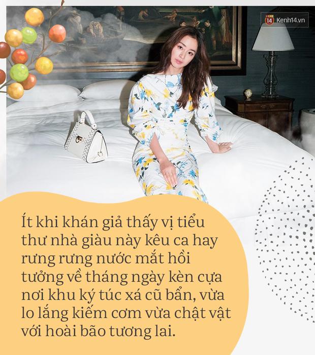 Kim Tae Hee: Đừng mơ là lọ lem để tìm được hoàng tử, hãy là công chúa để hoàng tử tìm đến mình - Ảnh 1.