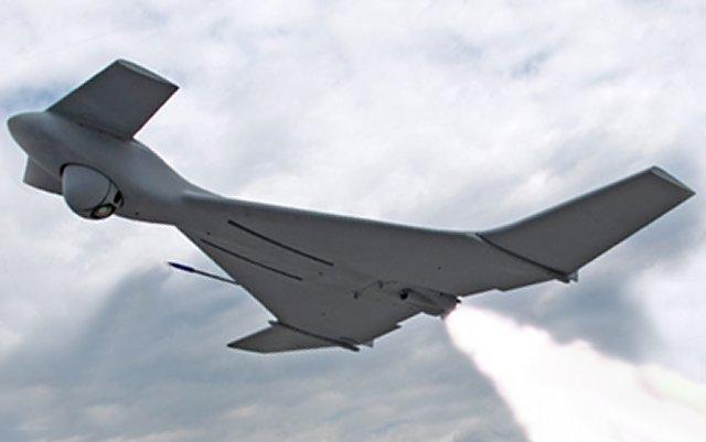 Israel giới thiệu phiên bản hải quân của UAV tự sát - Ảnh 1.