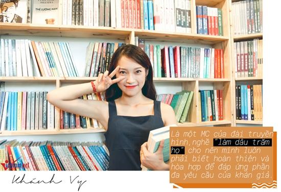 Nữ MC 19 tuổi lên tiếng về tin đồn vào VTV nhờ mối quan hệ - Ảnh 3.