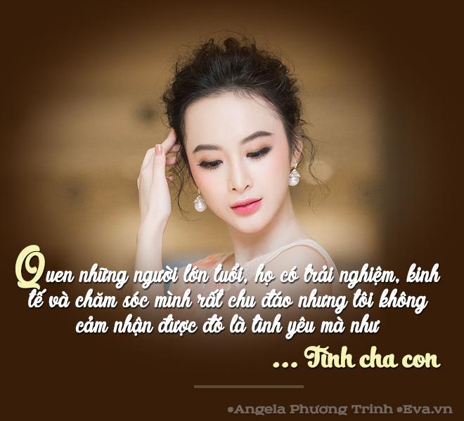 (Mega link) 3 mỹ nhân Việt phát ngôn sẵn sàng yêu đàn ông lớn tuổi, từng có vợ, có con riêng