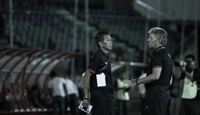 Giám đốc kỹ thuật VFF Jurgen Gede: 'Không phải ai cũng mong U22, U18 Việt Nam thành công - Ảnh 1.