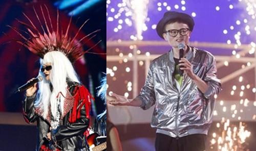 Jack Ma gây sốc khi hóa trang và nhảy trong sự kiện của Alibaba - Ảnh 1.