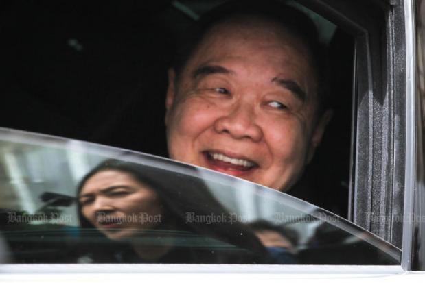Thái Lan bác tin Bộ trưởng Quốc phòng bí mật gặp ông Thaksin  Thế giới - ảnh 1