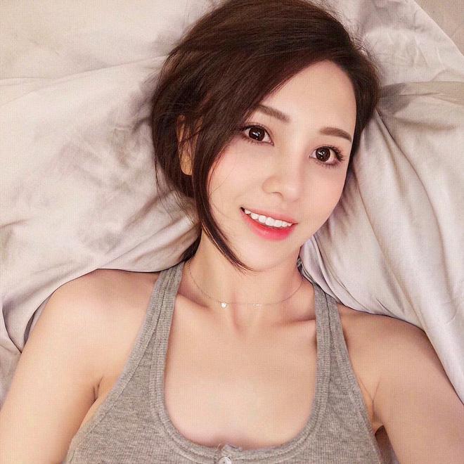 Cô bạn Trung Quốc mặt xinh, dáng đẹp, người gì đâu đáng yêu hết phần người khác - ảnh 2