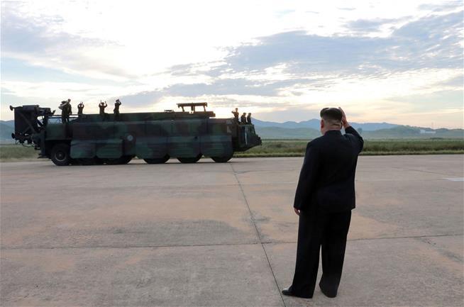 Nọc độc của quỷ, chìa khóa thành công cho các vụ thử tên lửa Triều Tiên - Ảnh 1.