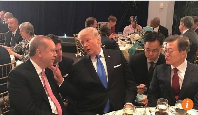 Nhật, Hàn nín thinh trước đe dọa phá hủy hoàn toàn Triều Tiên của ông Trump - Ảnh 1.
