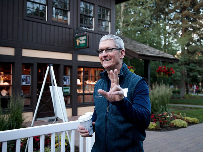 Một ngày bình thường của CEO Tim Cook – người bán iPhone đắt nhất lịch sử: Thức dậy từ 3:45 a.m, nhận 800 email mỗi ngày - Ảnh 1.