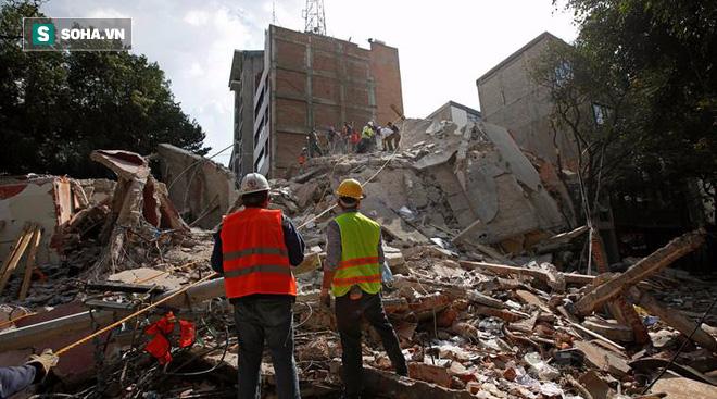 Động đất liên tục càn quét vùng tử địa Mexico: Khoa học giải mã nguyên nhân - Ảnh 1.