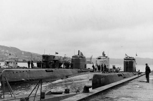 Tàu ngầm Type XXI còn được coi là tàu ngầm chiến đấu hiện đại đầu tiên trên thế giới.