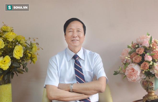 Nguyên giám đốc Bệnh viện Nhi Trung ương kể chuyện những ngày đầu chữa bệnh của bé Bôm - Ảnh 1.
