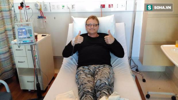 Bí quyết 8 lần thắng ung thư của người phi thường nhất thế giới: Bất kỳ ai cũng nên học - Ảnh 2.