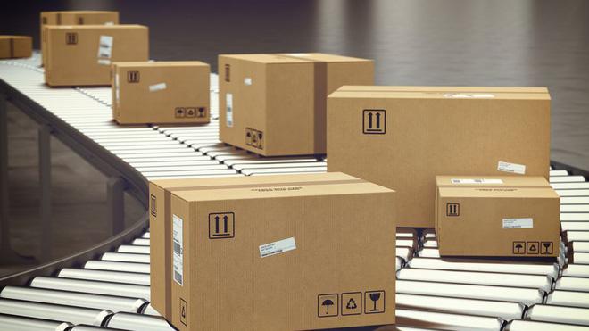 Xem video đội quân Robot Trung Quốc phân loại hàng trăm nghìn gói hàng nhanh đến kinh ngạc - Ảnh 1.