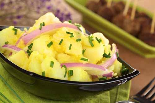 Giảm hơn 50 kg trong một năm nhờ ăn khoai tây - Ảnh 1.
