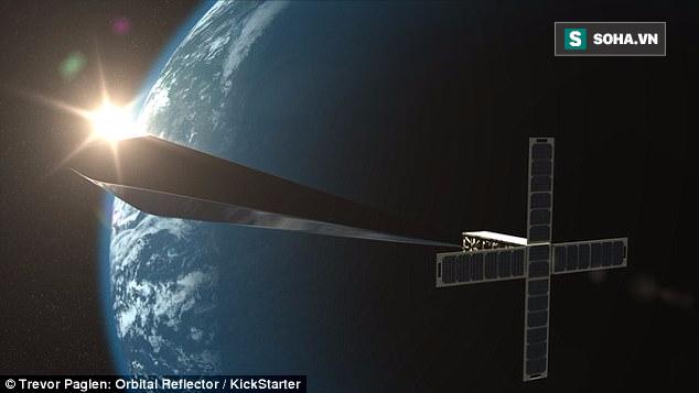 Chế tạo thành công mặt trời thứ 2 để soi sáng những vùng tối của Trái Đất - Ảnh 2.