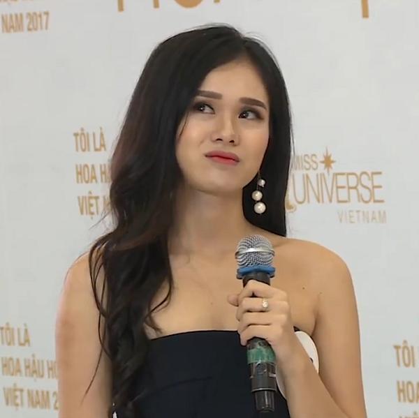 Những thí sinh thật thà còn hơn cả Ngọc Trinh tại Hoa hậu Hoàn vũ Việt Nam 2017 - Ảnh 3.