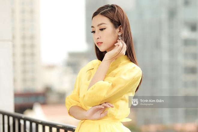 Đỗ Mỹ Linh: Công chúng kỳ vọng Hoa hậu phải ngoan hiền, cố gắng thực hiện thì bị chê nhạt - Ảnh 3.